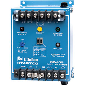 Littelfuse Ground Conductor Monitoring Relays Distributors