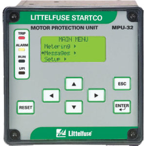 Littelfuse Startco MPU-32 Motor Protection Units Distributors