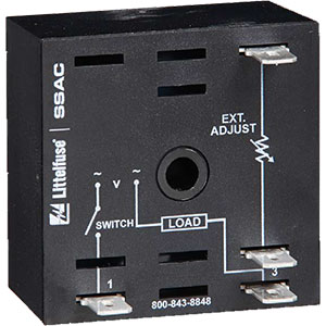 Littelfuse/SSAC Switching Relays & Controls Distributors