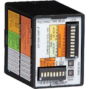 Littelfuse/SSAC Time Delay Relays Distributors