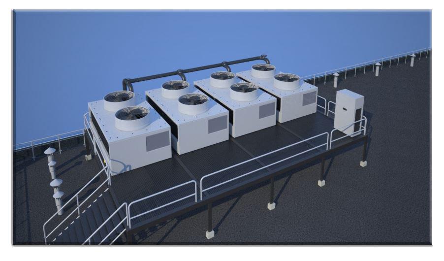 Enclosed Power Blocks