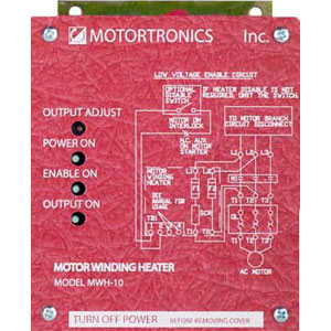 Motortronics MWH Series Heater Controllers Distributors