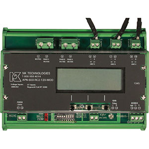 NK Technologies 3-Phase Power Monitors Distributors
