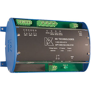 NK Technologies APT 3-Phase Power Transducers Distributors