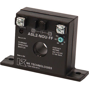 NK Technologies ASL AC Current Sensing Switches Distributors