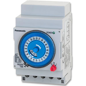 Panasonic Digital & Analog Timers Distributors
