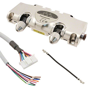 Panasonic ER-VW Thin Type Ionizers Distributors