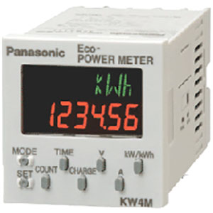 Panasonic KW4M Eco Power Meters Distributors