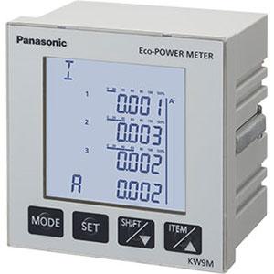Panasonic KW9M Eco Power Meters Distributors