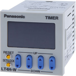 Panasonic LT4H-W Digital Timers Distributors