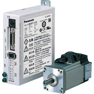 Panasonic MINAS E AC Servo Motors Distributors