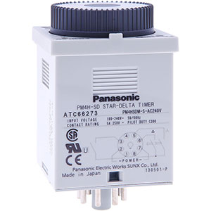 Panasonic PM4H-SD/PM4H-SDM Analog Timers Distributors