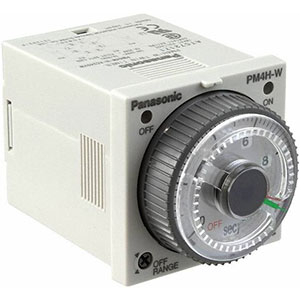 Panasonic PM4H-W Analog Timers Distributors