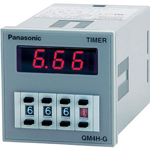 Panasonic QM4H Digital Timers Distributors