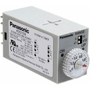 Panasonic S1DXM-A/S1DXM-M Analog Timers Distributors