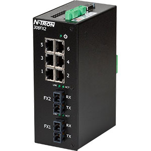 Red Lion N-Tron 300 Unmanaged Switches Distributors