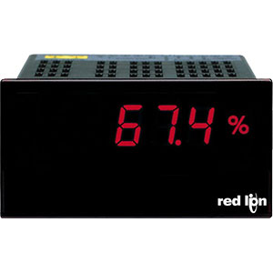Red Lion PAX Lite Panel Meters Distributors