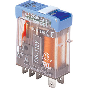 Releco Bifurcated Contacts Relays Distributors