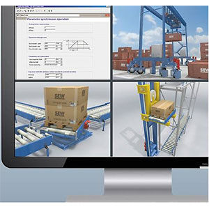 SEW Eurodrive Application Configurator for CCUs Distributors