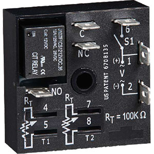 Littelfuse/SSAC Delay on Make & Delay on Break Time Delay Relays Distributors