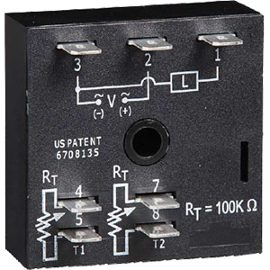 Littelfuse/SSAC Delay on Make Interval Time Delay Relays Distributors