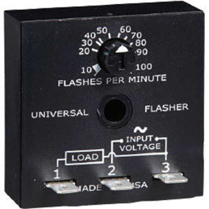 Littelfuse/SSAC Flashers Distributors