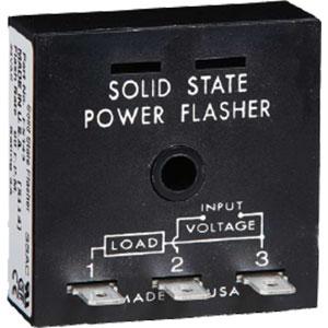 Littelfuse/SSAC FS100 Medium Amp Flashers Distributors