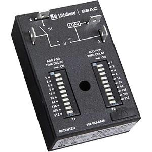 Littelfuse/SSAC HSPZA Single Shot Timers Distributors