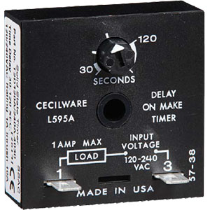 Littelfuse/SSAC HVAC Time Delay Relays Distributors