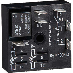 Littelfuse/SSAC KRPD Delay on Make/Delay on Break Relay Output Single Timers Distributors