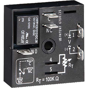 Littelfuse/SSAC KRPS Alternating Time Delay Relays Distributors