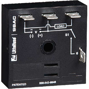 Littelfuse/SSAC KSDS Single Shot Timers Distributors