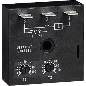 Littelfuse/SSAC KSPD Relay Output Single Timers Distributors