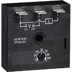 Littelfuse/SSAC Percentage Time Delay Relays Distributors