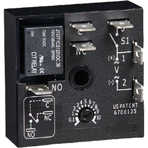 Littelfuse/SSAC Retriggerable Single Shot Time Delay Relays Distributors