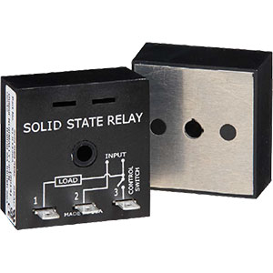 Littelfuse/SSAC SLR Solid State Non-Isolated Relays Distributors