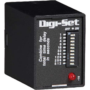 Littelfuse/SSAC TDM / TDMH / TDML Delay On Make Timers Distributors