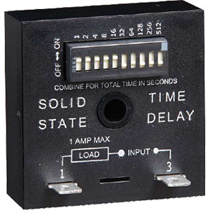 Littelfuse/SSAC TDU/TDUH/TDUL Encapsulated Solid-State Delay-On-Make Timers Distributors