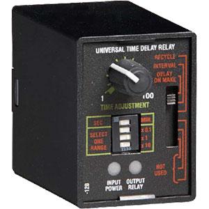 Littelfuse/SSAC TRU Knob Adjustable Universal Time Delay Relays Distributors