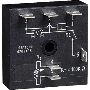 Littelfuse/SSAC TSDB Delay On Break Timers Distributors