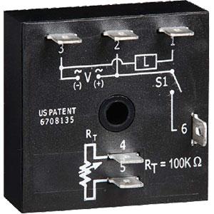 Littelfuse/SSAC TSS Single Shot Timers Distributors
