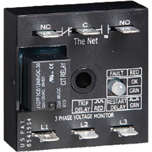 Littelfuse/SSAC TVW Voltage Monitors Distributors