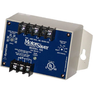 Littelfuse/SymCom 102 Voltage Monitoring Relays Distributors