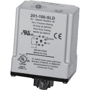Littelfuse/SymCom 201-100-SLD Single-Channel Seal-Leak Detectors Distributors