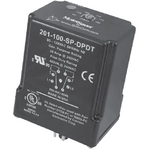 Littelfuse/SymCom 201-XXX-SP-DPDT 1-Phase Voltage/Phase Monitors Distributors
