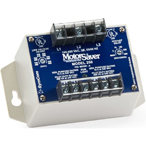 Littelfuse/SymCom 250A 3-Phase Voltage/Phase Monitors Distributors