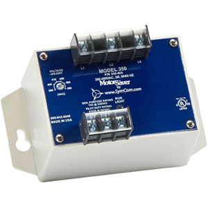 Littelfuse/SymCom 350 3-Phase Voltage/Phase Monitors Distributors