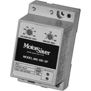 Littelfuse/SymCom 460-XXX-SP 1-Phase Voltage Monitors Distributors