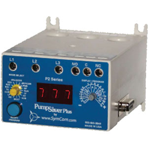 Littelfuse/SymCom 777-KW/HP-P2 3-Phase Current & Voltage Monitors Distributors