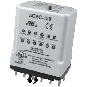 Littelfuse/SymCom ACBC Alarm Controllers & Battery Chargers Distributors